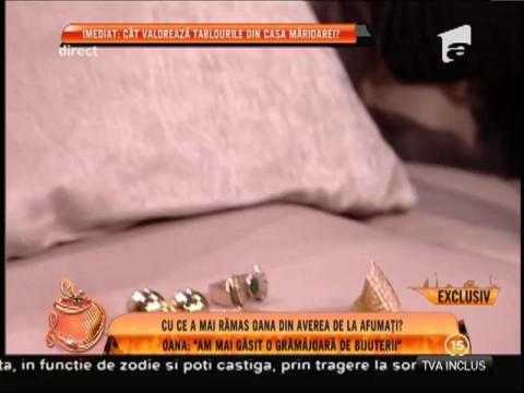 Oana Zăvoranu a descoperit o adevărată comoară! Bijuterii în valoarea de cel puțin 50.000 de euro!