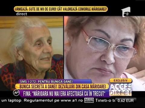 Bunica secretă a Oanei Zăvoranu