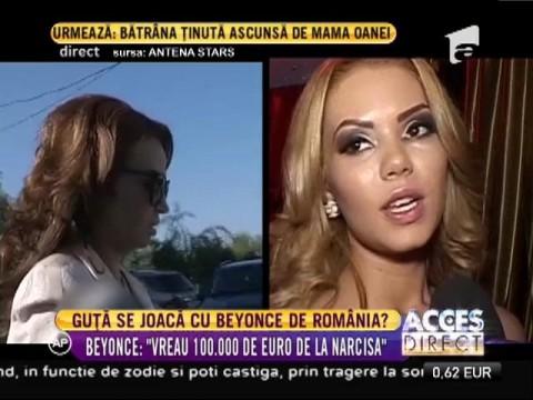 Negociere de ultim moment între Nicolae Guță și Beyonce de România!