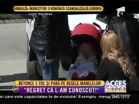 """Beyonce de România: """"Regret că l-am cunoscut pe Nicolae Guţă"""""""