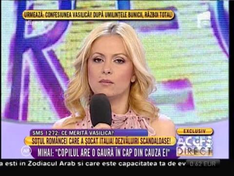"""Fostul soţ al româncei din Italia care și-a bătut joc de o bătrână: """"A vrut să-și vândă fiica la Reșița"""""""