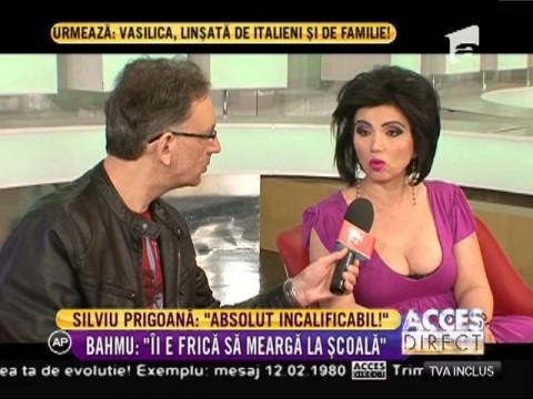 Adriana Bahmuţeanu și Silviu Prigoană, acuzații fără precedent