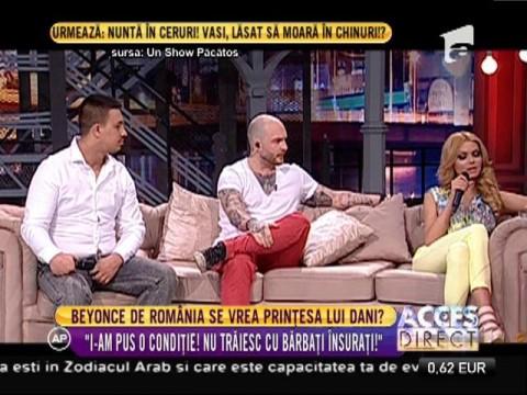 Beyonce de România se vrea prințesă Banatului!