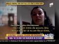Vasilica, femeia care a umilit o bătrână, a dispărut