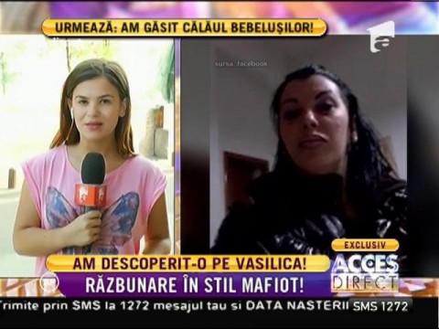 Vasilica, femeia care a umilit o bătrână, a fost găsită