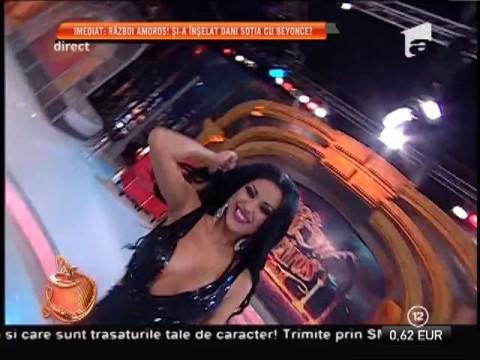 Daniela Crudu este mai sexy că niciodată!