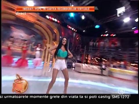 Daniela Crudu, dans demențial