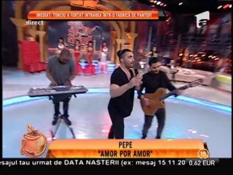 "Pepe - ""Amor por amor"""