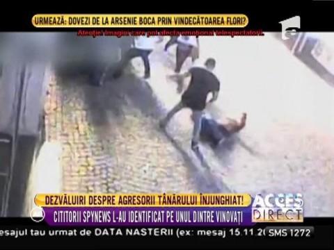 Noi dezvăluiri despre agresorii tânărului înjunghiat în Centrul Vechi al Capitalei