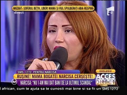 """Mama Narcisei Guță: """"Copiii mi-au făcut rău, dar nu i-am abandonat"""""""