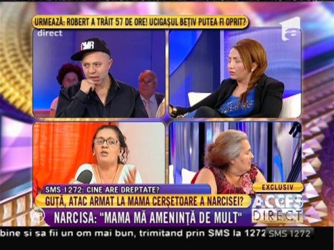 """Narcisa Guță: """"Mama nu-l suportă pe fiul lui Guță"""""""
