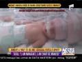 Bebeluşul născut prematur după ce mama lui a fost lovită zebră a murit. Vinovatul era în concediu de odihnă!