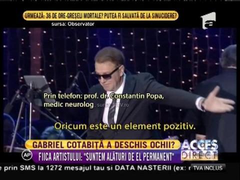 Veşti de ultimă oră despre Gabriel Cotabiţă