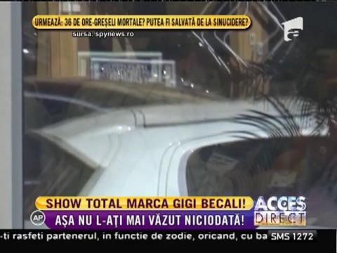 Show total marca Gigi Becali!