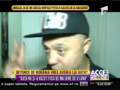 Beyonce de România i-a declarat război deschis lui Nicolae Guţă!