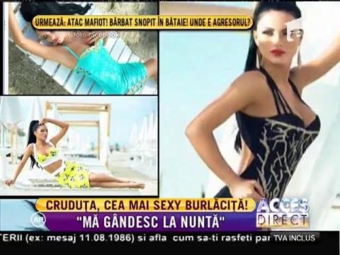 """Daniela Crudu e noua """"Burlăciţă""""!"""
