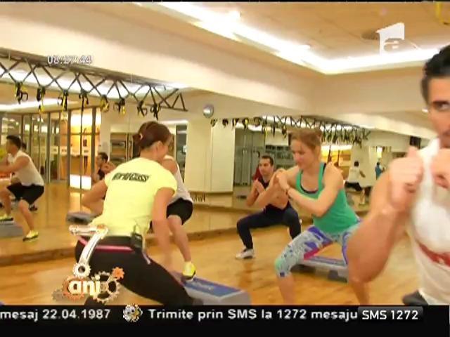 Exerciții pentru metabolism
