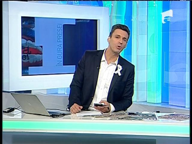 Mircea Badea se amuză pe seama postărilor de pe rețelele de socializare ale colegilor de trust!