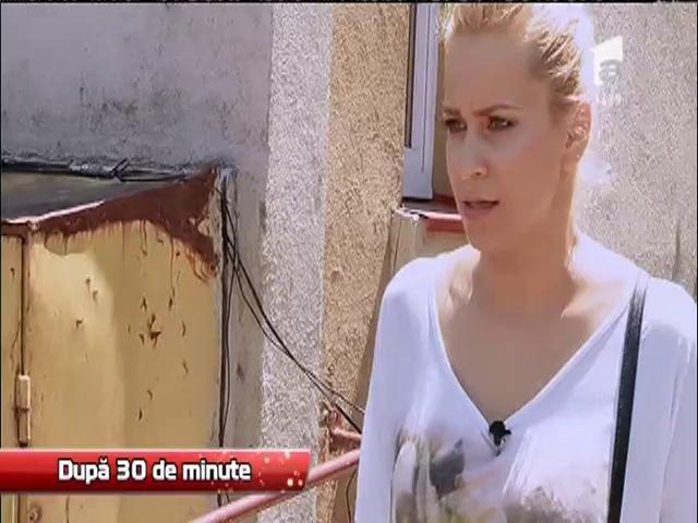 """Paula Chirilă, doborâtă de dureri: """"Am simțit cum mi s-a tăiat spatele în două și... am ajuns la spital."""