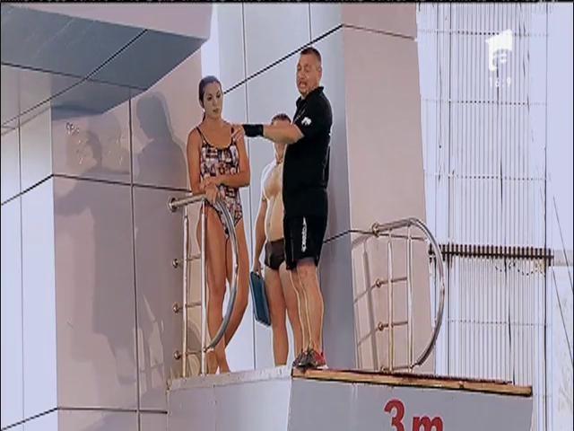 Antonio a făcut o săritură extrem de dificilă! A riscat, dar rezultatul a fost pe măsură!