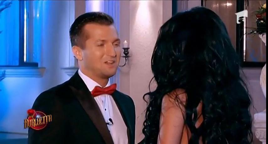 Valentin Gane, emoţii la întrevederea cu Burlăciţa