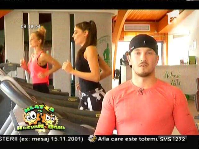 """VIDEO: Cum să ai un trup de invidiat precum al fetelor de la """"Neatza""""! Ce trebuie şi ce nu să faci într-o sală de sport"""