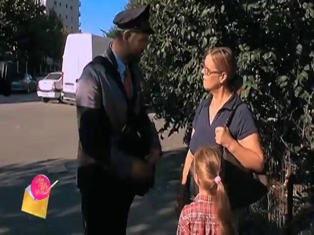 Postașul merge acasă la Valentina Enache