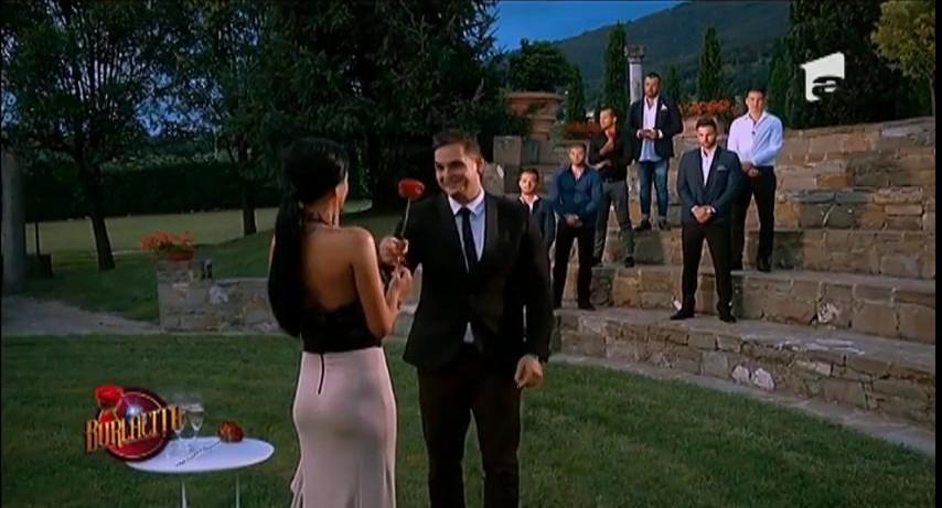"""Daniela Crudu a mai făcut o eliminare la """"Burlăcița"""": """"Îți doresc să-ți găsești porumbița ta"""""""