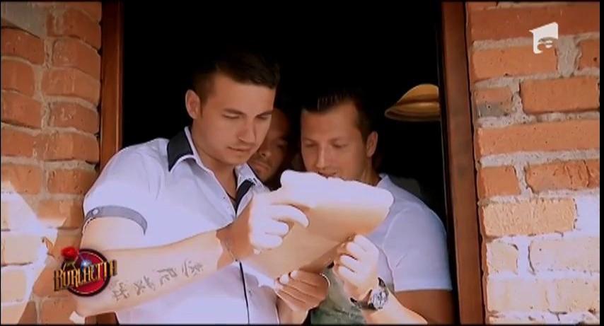 """Valentin, în lacrimi după ce a primit un cadou emoționant de la """"Burlăcița"""": """"Nu mă așteptam... """""""