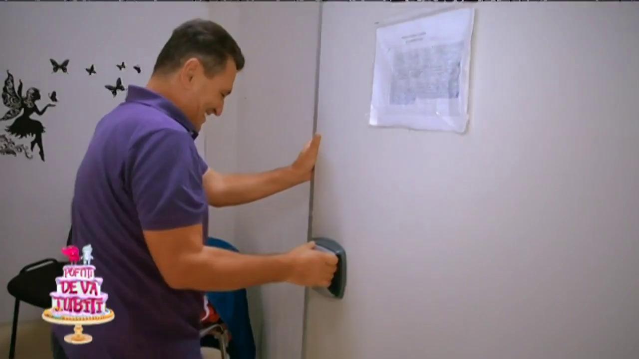Nea Marin l-a închis pe Dan Helciug în camera frigorifică