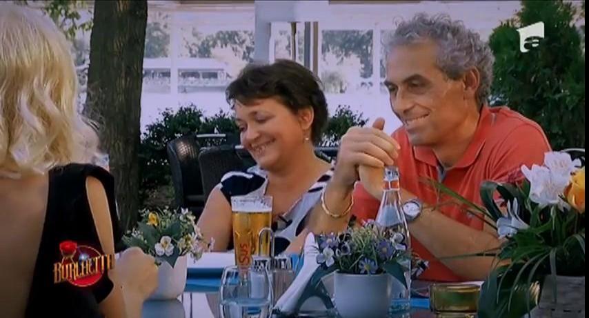 Daniela Crudu întâlnește familia lui Lucian