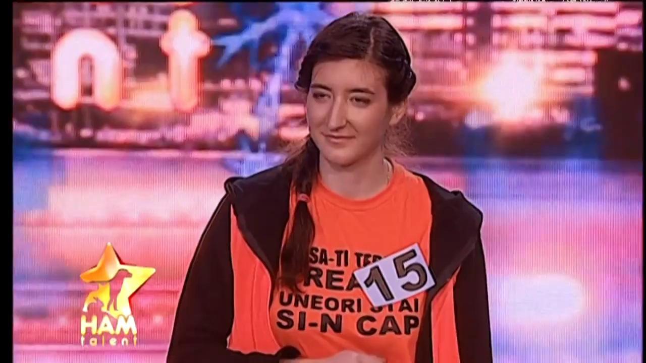 Show-ul Ham Talent a fost câștigat de Teodora Dinulescu și Lord, un ciobănesc german!