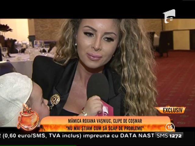 """Mămica Roxana Vașniuc: """"Nu mai știam cum să scap de probleme"""""""