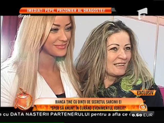 """Bianca Drăgușanu ține cu dinții de secretul sarcinii ei: """"Sper să anunț în curând evenimentul fericit"""""""