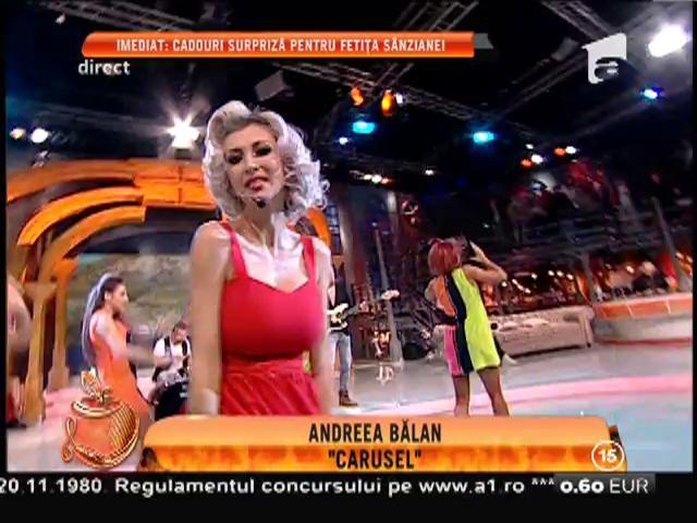 "Andreea Bălan: ""Carusel"""