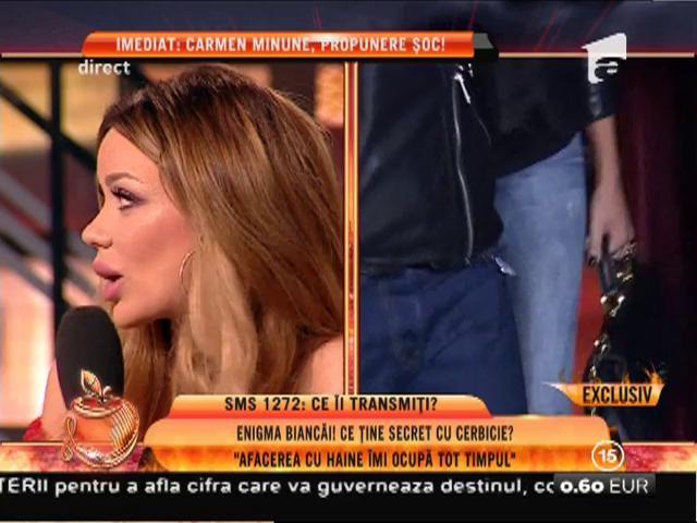 """Bianca Drăguşanu: """"Afacerea cu haine îmi ocupă tot timpul"""""""