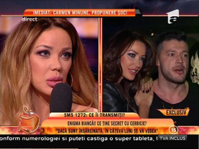 """Bianca Drăguşanu: """"Într-o luna, două, o să fiu cu burtica vizibilă"""""""