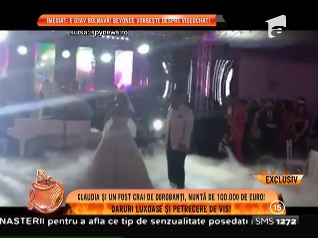 Claudia și un fost crai de Dorobanți, nuntă de 100.000 de euro!