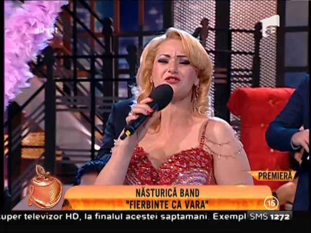 """Năsturică Band - """"Fierbinte ca vara"""""""