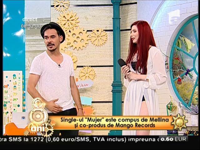 "Yamira lansează single-ul ""Mujer"""