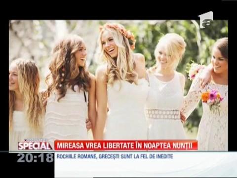 Special Rochii De Mireasa Hippie Stirile Antena 1 Observator