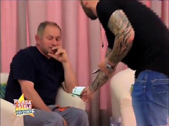 Giani Chiriță și Paula Chirilă i-au pregătit o păcăleală zdravănă unui electrician