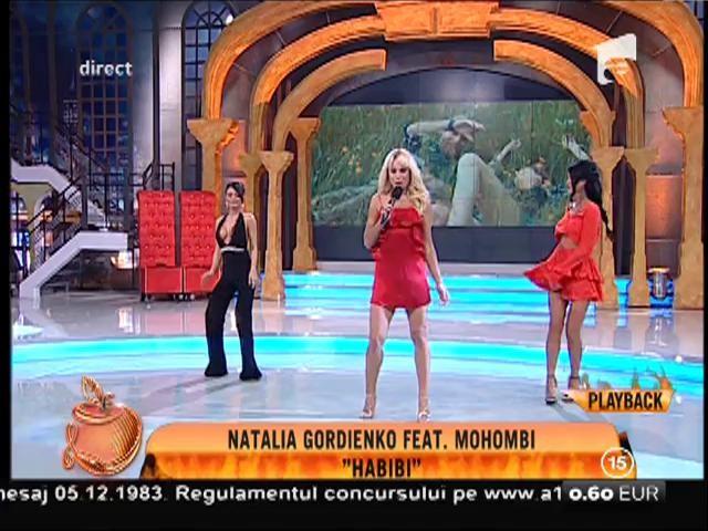 "Natalia Gordienko feat. Mohombi - ""Habibi"""