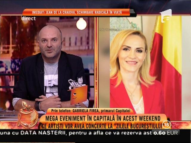 """Mega eveniment în Capitală în acest weekend. Iată ce artiști vor avea concerte la """"Zilele Bucureștiului"""""""