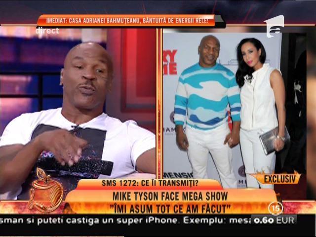 """Mike Tyson a dansat """"Căluşarii"""" în platoul de la """"Un Show Păcătos""""! Toţi au rămas mască atunci când i-au văzut mişcările"""