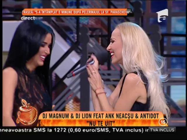 "Dj Magnum & Dj Lion feat Ank Neacșu & Antidot: ""Nu te aud"""