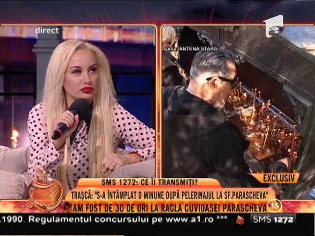 """Simona Trașcă: """"S-a întâmplat o minune după pelerinajul la Sf. Parascheva"""""""