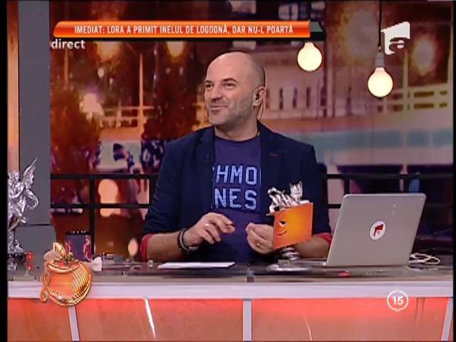 """Daniela Crudu, analizată de Dan Capatos: """"Ai îmbătrânit!"""""""