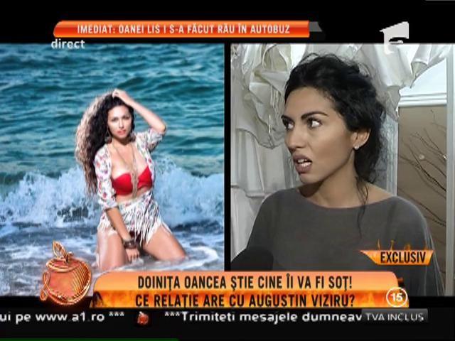 Doiniţa Oancea, actriţa care parcă a coborît din telenovelele sud-americane, o prezenţă specială în lumea showbiz-ului