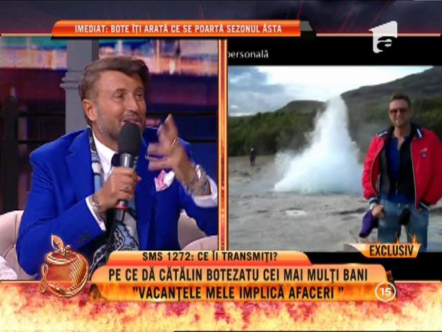 """Cătălin Botezatu, despre momentul când a fost la pușcărie: """"Atunci am dat în vileag o mafie polico-financiară"""""""